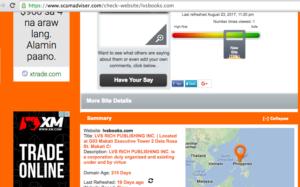 LVS Books Website Achieves High Trust Rating Online - LVS